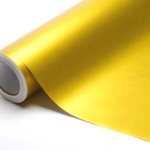 vinyl-film-gold-matt-chrome-152cm-width-x-1000cm-length-66f